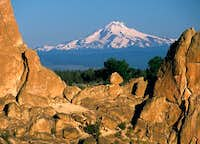 Mount Jefferson. View from...