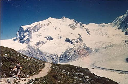 Monte Rosa, August, 1955