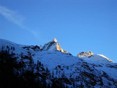 Becca di Monciair (3544 m)...