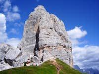 Torre Grande of the Cinque...