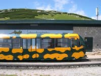 New Schneeberg train (June...