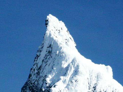 Mount Thielsen's Summit