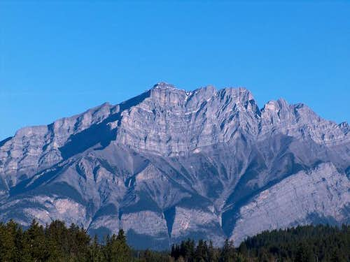 Cascade Mountain, Banff...