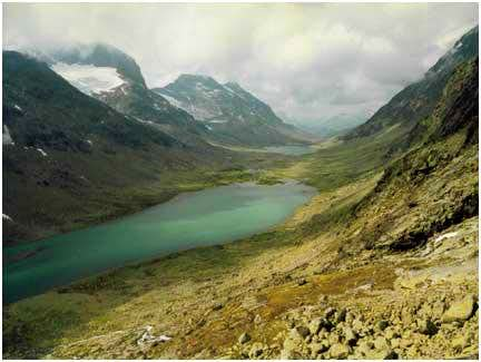 Svartdalen (Black Valley)
