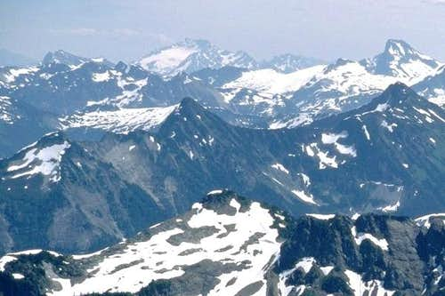 Jack Mountain is left of...