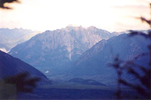 Garfield Mountain from the...