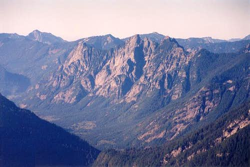 Garfield Mountain