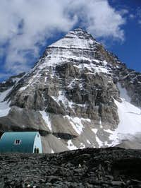 Hind hut to scale