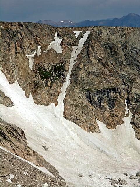 Southern Cony Express Couloir