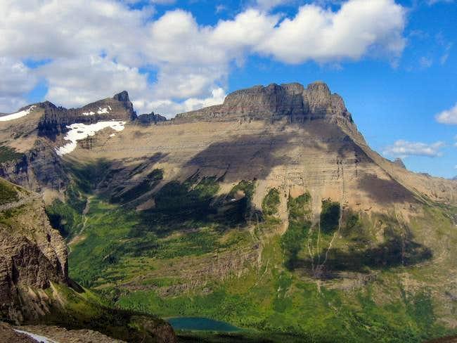 Mount Wilbur, Iceberg Peak