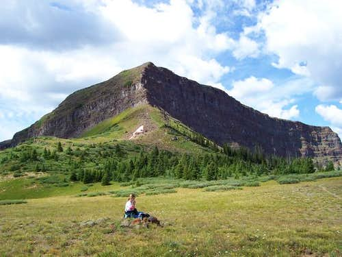Flat Tops:   11,000+ Foot Peaks with 300+ feet of Prominence