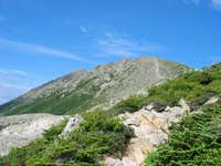 Helon Trail up to Pamola Peak