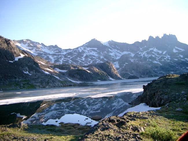 Left to Right - Glacier,...
