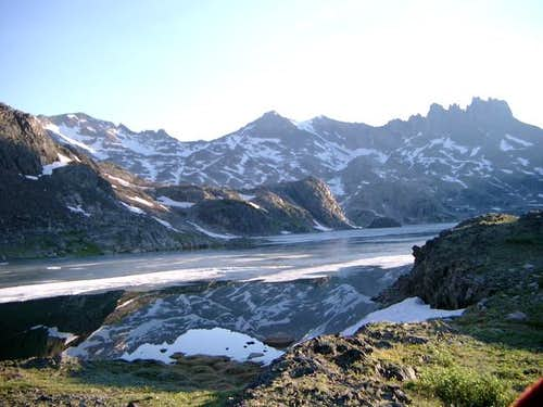 Left to Right - Glacier,...