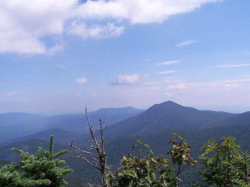 Looking off to Chocorua from...