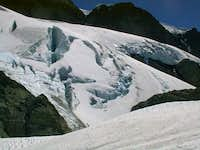 The Upper Curtis Glacier
