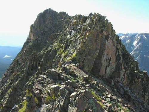 The awesome Peak Y from the...