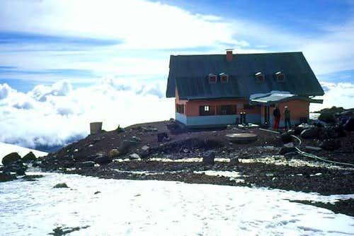 Refugio Edward Whymper, (5000...