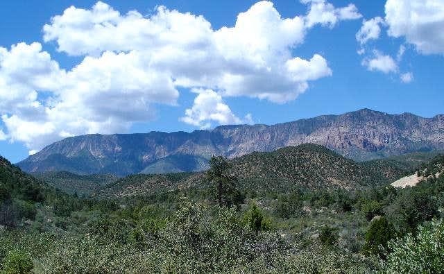 Pine Valley Mountain with... : Photos, Diagrams & Topos ...