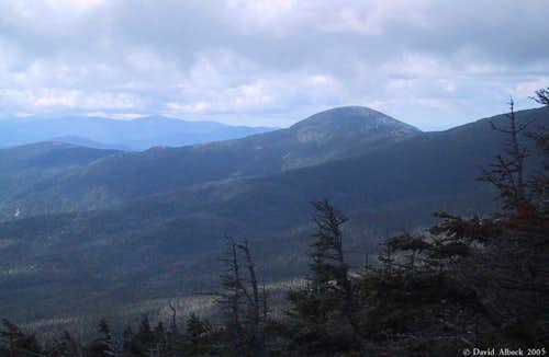 Mt Eisenhower from the...