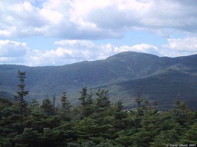 Mt Eisenhower as seen from Mt...