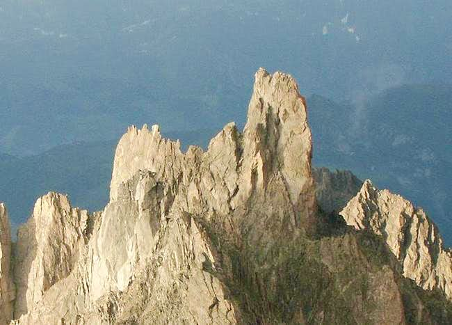 Aiguille d\'Orny