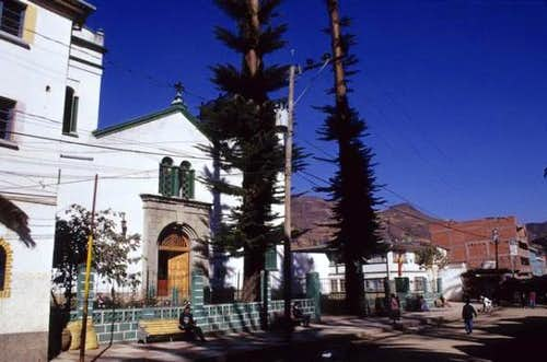 Sorata Main Square