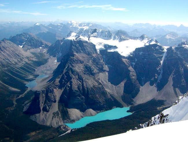 Consolation Lakes, Mount Fay...