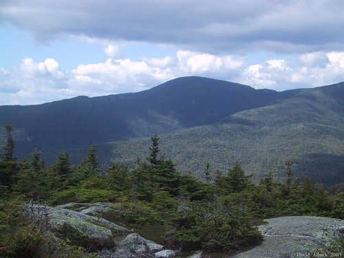 A view of Mt Eisenhower from...