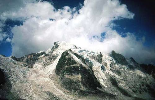 Chachacomani, Cordillera...