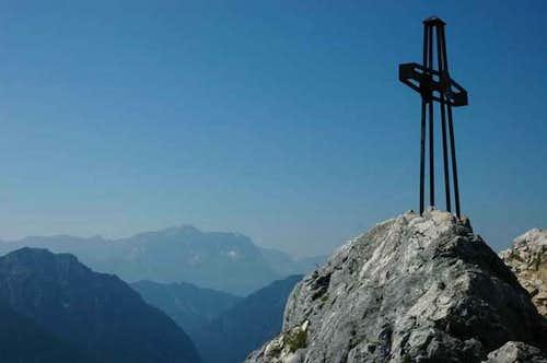 the little iron cross on the...