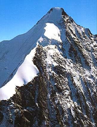 Summit of the Obergabelhorn...