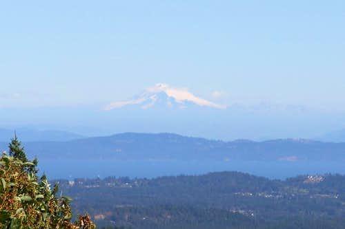 Washington State's Mt. Baker...