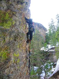 Me on pitch one of the Dodd...