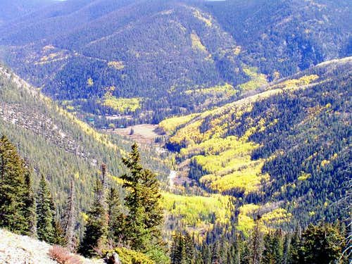 View of Taos Ski Valley Oct,...