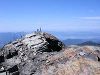 summit with lake pend oreille