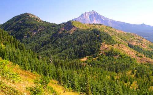 Bachelor Mountain Trail