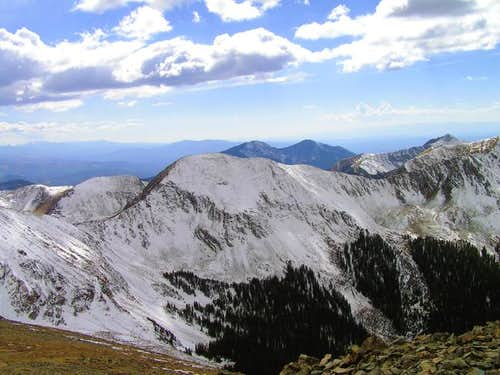 View of Bighorn Peak from...