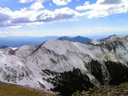 View of Bighorn Peak from...