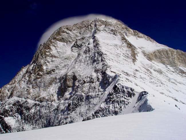 Peak Khan Tengri view from...
