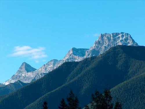 Mount Lougheed Traverse,...