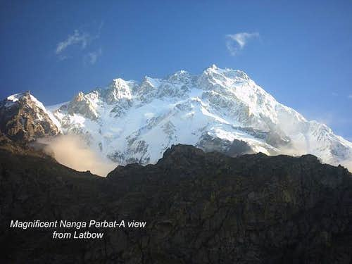 Beautiful Nanga Parbat
