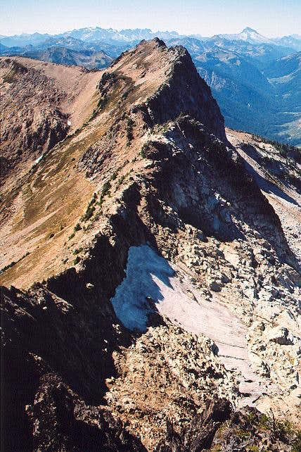 Mt. Jonathan (7,195 ft) from...