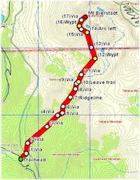 South Ridge Route