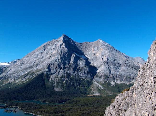 Mount Lyautey from the first...