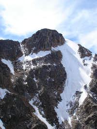 Mount Villard, North Face