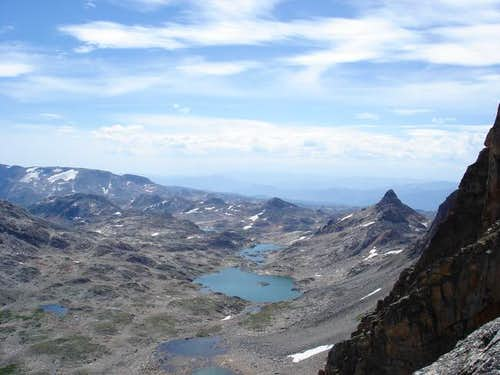 View of Sky Top Lakes from...