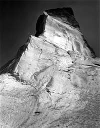 West Face of Monkey Face.