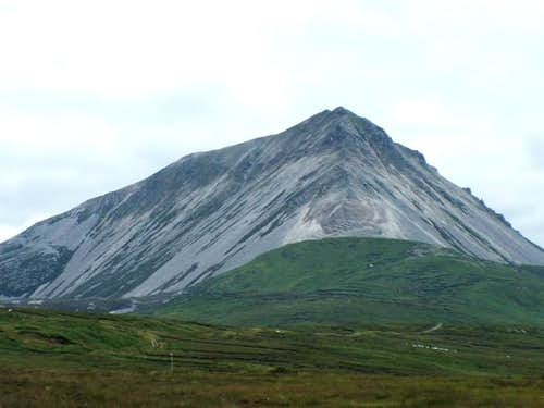Errigal north view. To take...