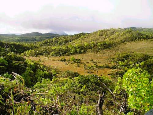 Waialeale via West Ridge